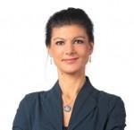 Sahra Wagenknecht, Foto: DiG/Trialon