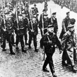 Novemberrevolution, Matrosenaufmarsch
