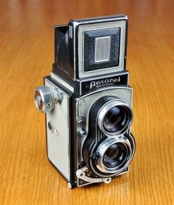 Bild einer Schmalfilmkamera